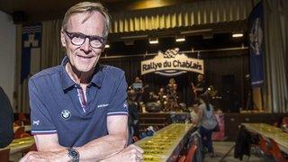 Ari Vatanen: «J'ai un lien du cœur avec le Rallye du Chablais»