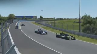 24 Heures du Mans virtuelles: l'équipe de Louis Delétraz victorieuse