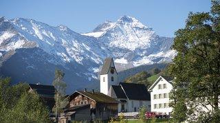 Glaris: les Alpes secouées depuis quelques jours