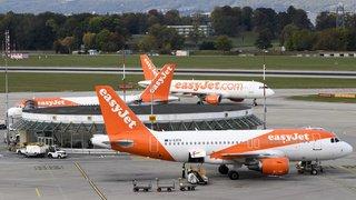 Trafic aérien: l'incertitude pour les employés d'Easyjet