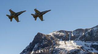 Armée: le référendum contre les nouveaux avions de combat a abouti