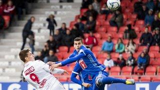 Super League: Sion-Lucerne, le direct