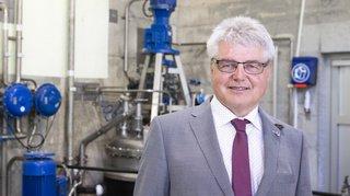 SSE: «En renforçant nos activités chimiques à Brigue, nous allons pérenniser les emplois pour les prochaines décennies»