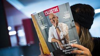 Médias: L'Illustré réduit ses effectifs d'un quart en coupant huit postes