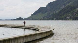 Lac de Bienne: corps d'un nageur de 28 ans retrouvé sans vie