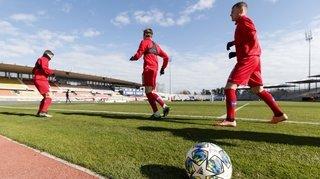 FC Sion: une place à sauver en Super League et une coupe à reconquérir à huis clos