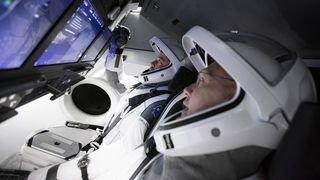 Etats-Unis: SpaceX va envoyer des astronautes dans l'espace