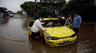 Amérique centrale: les tempêtes tropicales Amanda et Cristobal font 33 morts
