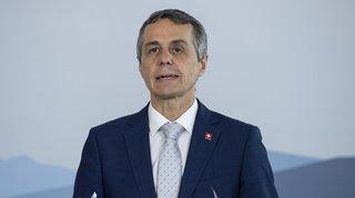 La Suisse étend les sanctions contre le Venezuela et l'Iran