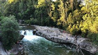 Saint-Gall: pas d'espoir pour deux disparus dans une chute d'eau à Henau