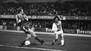 Football - Les grandes soirées des clubs suisses: en 2000, Lausanne se qualifie à Amsterdam