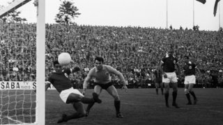 Football – Coupe d'Europe: en 1961, la seule finale en Suisse