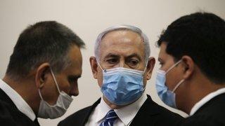 Netanyahou se veut offensif face à la justice