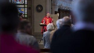 Prêtre du diocèse  de Lugano arrêté