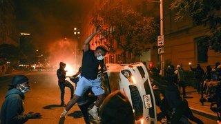 Etats-Unis: au cœur de nouvelles violences, le pays continue de s'embraser