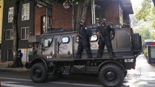 Les cartels déclarent la guerre au Mexique