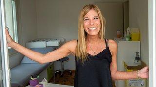 Aline Pellerin, l'infirmière au grand cœur, est élue ValaiStar du mois de juillet