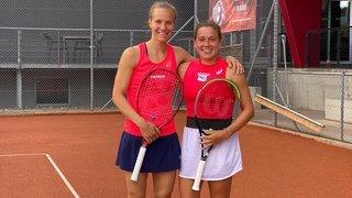 Tennis: Ylena In-Albon à un point de l'exploit face à Viktorija Golubic