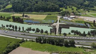 Barrage sur le Rhône à Massongex/Bex: oui unanime en commission