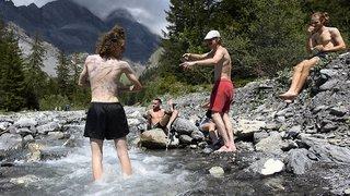 Coronavirus: les Suisses retrouvent un certain farniente estival pendant le week-end de la Pentecôte