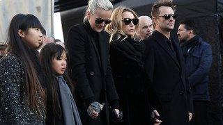 Héritage Hallyday: Laeticia annonce un «accord définitif» avec Laura Smet