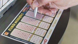 Euro Millions: un joueur remporte près de 154 millions de francs
