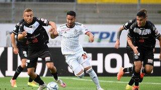 Football – Super League: le FC Bâle cale à Lugano, Xamax mal payé, St-Gall à nouveau leader