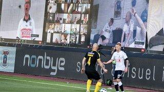 Coronavirus: en Europe, le football reprend ses droits