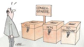 Valais: les votations de juin pourraient remodeler le fonctionnement de plusieurs communes
