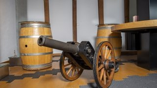 Chamoson: des canons narguaient les adversaires politiques