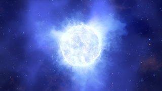 Astronomie: une étoile gigantesque disparaît de manière inexpliquée