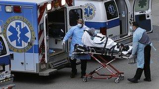 Coronavirus: les Etats-Unis franchissent le seuil tragique des 100'000 morts