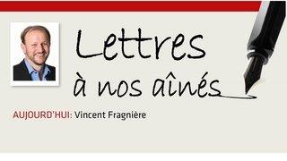 Coronavirus: l'ultime lettre aux aînés de Vincent Fragnière