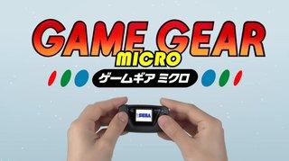 Jeux vidéo: pour ses 60 ans, Sega lance une Game Gear miniature