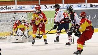 Hockey: un canton, des clubs et presque une seule équipe chez les juniors
