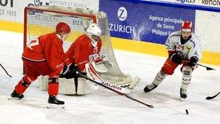 Hockey: le Valais alignera des équipes presque cantonales chez les U17 et les U20