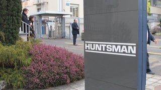 A Monthey, Huntsman met 25% de son personnel au chômage partiel