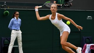 Tennis: Leonie Küng sera la tête d'affiche du tournoi de Zermatt