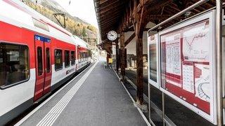 Port du masque obligatoire: en Valais comme ailleurs, les transports publics ne distribueront pas d'amendes