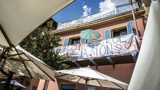 Sion: la Matriochka, symbole d'un avenir morose pour les cafés?