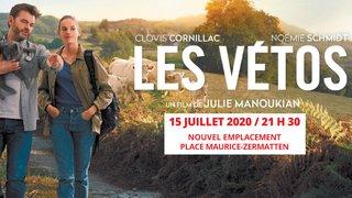 Raiffeisen Open Air Cinéma Sion - Les Vétos