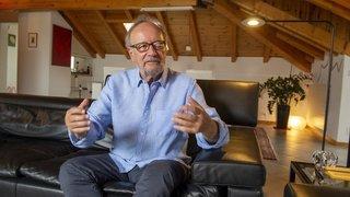 Roland Puippe: «Je ne me suis jamais senti proche de la mort»