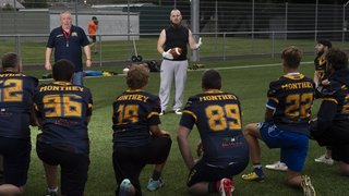 Football américain: Damien Lehmann, le coup de main de l'enfant du club