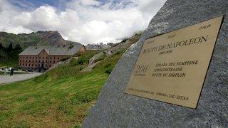 Route du col du Simplon: construite en 5 ans!