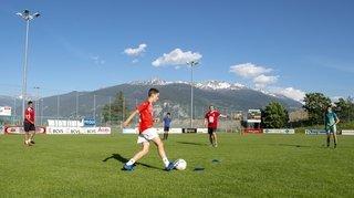 Football régional: ils sont largement minoritaires, mais certains clubs ont repris l'entraînement