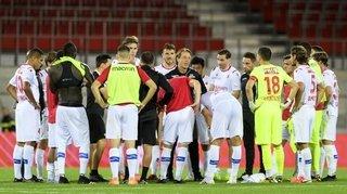 Football: les trois points du match FC Sion – FC Lucerne
