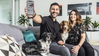 Une startup valaisanne lance le Uber des animaux de compagnie