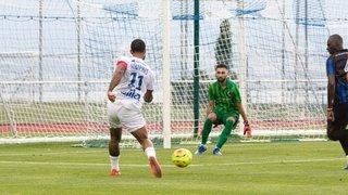 Football: l'US Port-Valais évite la rincée contre l'Olympique lyonnais