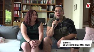 Son ex-femme a enlevé ses deux enfants: Francesco Supino parle après sept mois de calvaire