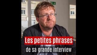 L'interview de Michael Perruchoud, écrivain et spécialiste du sport